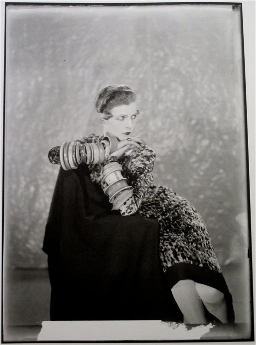 Nancy-Cunard by man ray