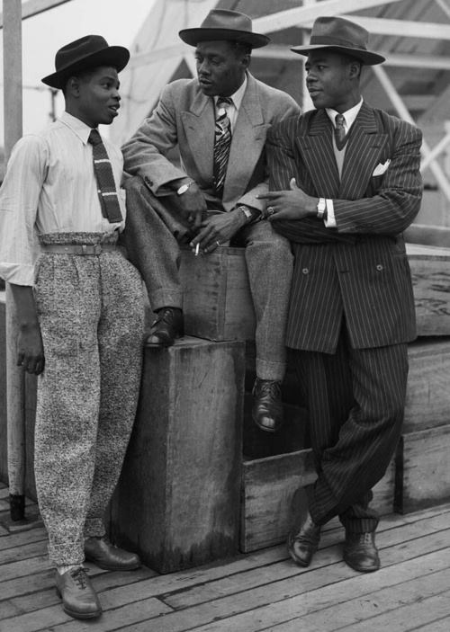 jamaican boys, 1950's