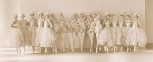 Ziegfeld Follies ballerinas