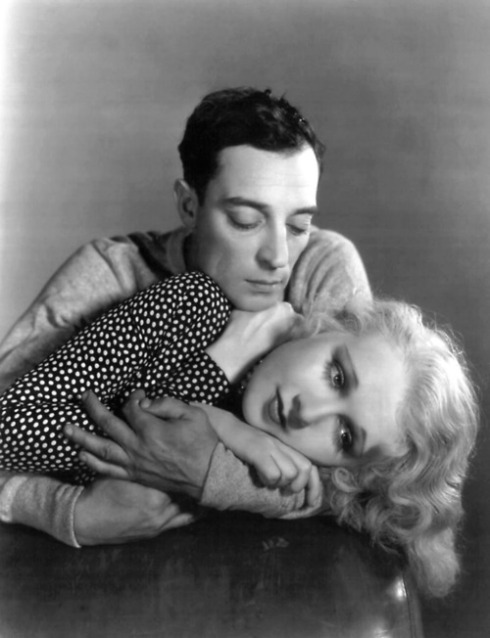 buster keaton and anita page