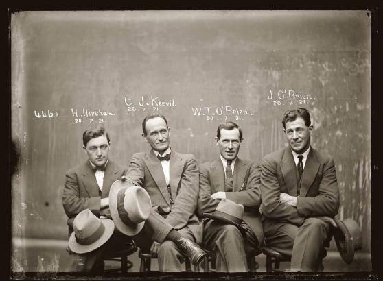 photo-police-sydney-australie-mugshot-1920-21