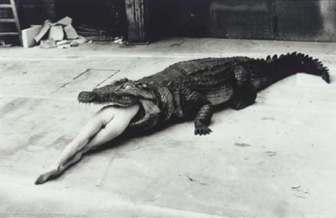 Newton - Crocodile, ballet de Pina Bausch