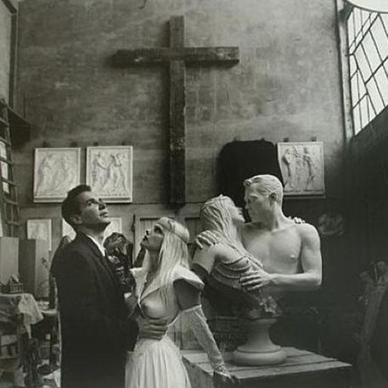 Helmut Newton-art