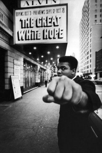 Muhammad Ali new york 1968