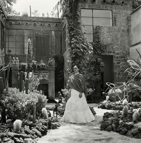 Gisèle Freund - Frida Kahlo (3)