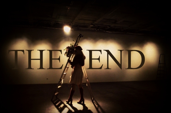 the end berlin exhibit 2017